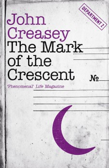 Mark of the Crescent John Creasey Department Z