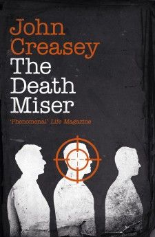 john creasey death miser department z