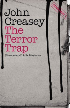 Terror Trap JOhn Creasey Department Z